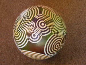 Checkerboard Sphere